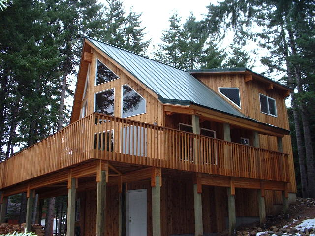 1 washington new home builder building and for Cle elum lake cabins
